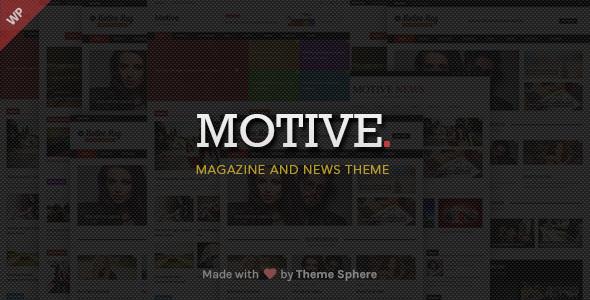 Motive v1.2.6 — Magazine News