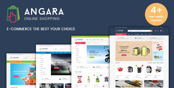 Angara — Responsive Opencart Theme