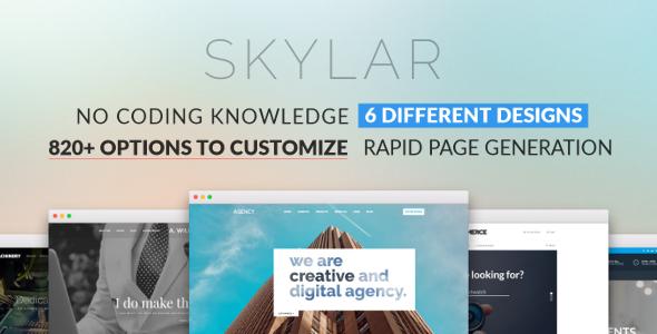 Skylar v1.0.9 — Fast, Optimized & Highly Customizable
