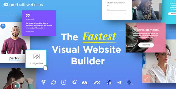 Massive Dynamic v4.1 — Business WordPress Theme