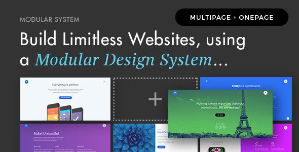 Modular v1.3 — Multi Concept Agency Business Theme