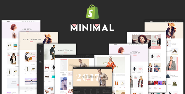 JMS Minimal v1.3 — Responsive Shopify Theme