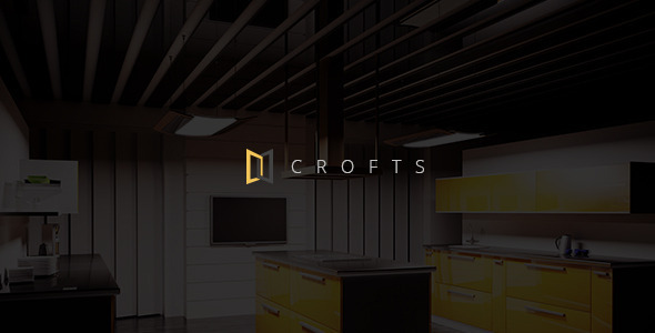 CROFTS — Architecture, Agency HTML theme
