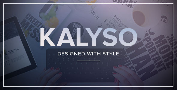 Kalyso v1.3 — Multi-Purpose Muse Template