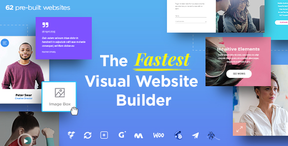 Massive Dynamic v4.4 — Business WordPress Theme