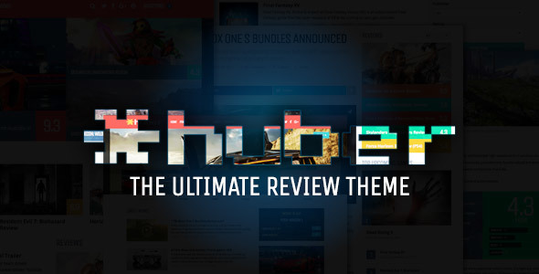 Huber v2.0.1 — Multi-Purpose Review Theme