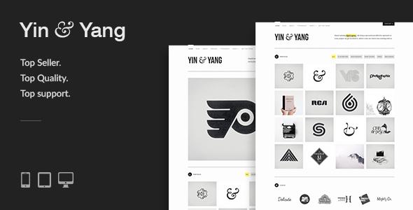 Yin & Yang v3.0.4 — Modern, Responsive, Clean & Creative