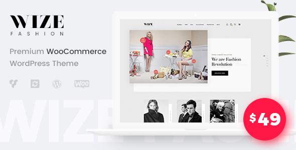 WizeStore v1.0.4 — WooCommerce Multipurpose Responsive Theme