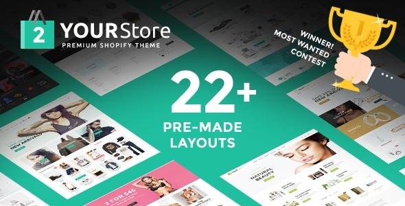 YourStore v2.1.5 — Shopify theme