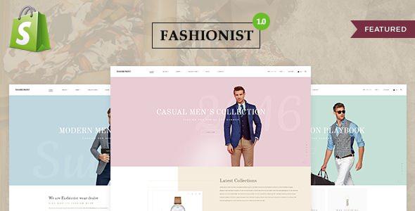 Fashionist v1.0.4 — Shopify Theme