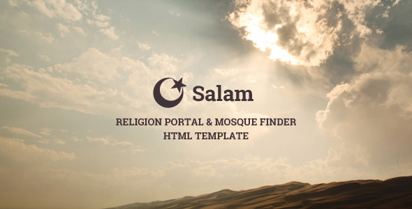 Salam — Religion Portal & Mosque Finder