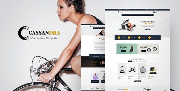 Cassandra — Gym Commerce Muse
