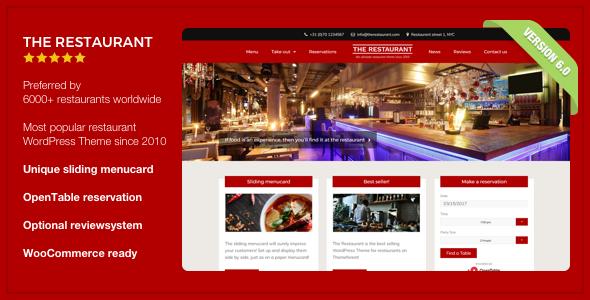 The Restaurant v6.0.2