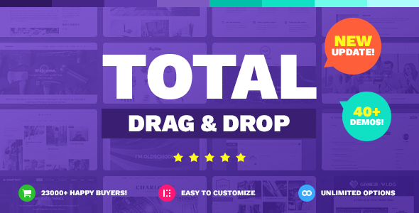Total v4.3.2 — Responsive Multi-Purpose WordPress Theme