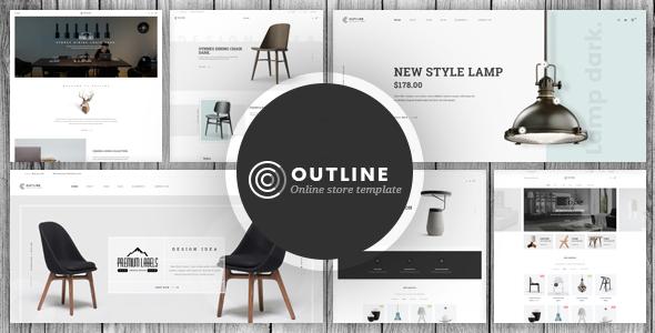 Outline — Responsive Furniture Prestashop Theme