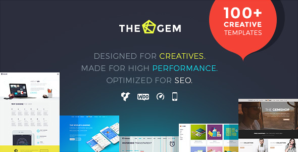 TheGem 2.2.2 — Creative Multi-Purpose WordPress Theme