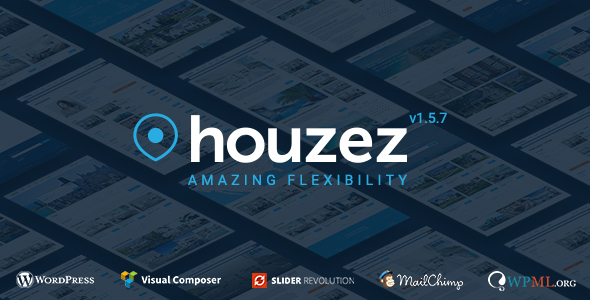 Houzez v1.5.7 — Real Estate WordPress Theme