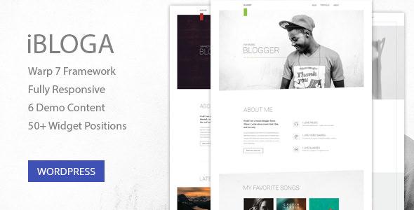 iBloga v1.0.1 — Photo, Fashion, Music, Nightlife