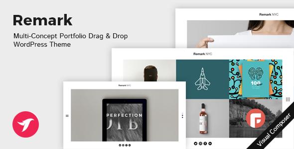 REMARK v1.2 — Multi Concept Portfolio and Agency Theme