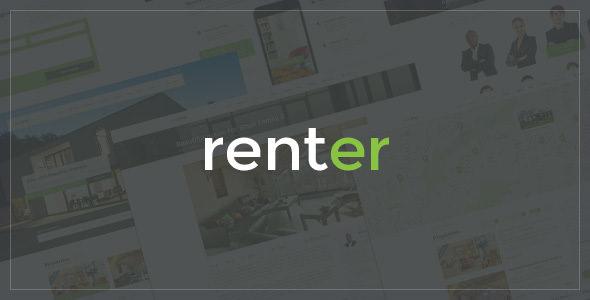 Renter v1.0.2 — Property Rent/Sale Real Estate Agency