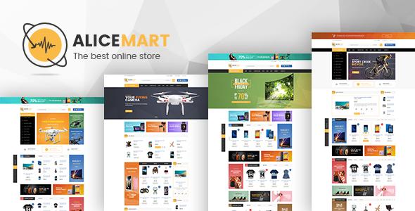VG Alice v1.1 — Multipurpose Responsive eCommerce Theme