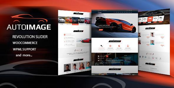 Auto Image v2.7.6 — WordPress Car Dealer theme