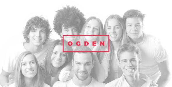 Ogden v1.0 — Creative Multi style WordPress Theme