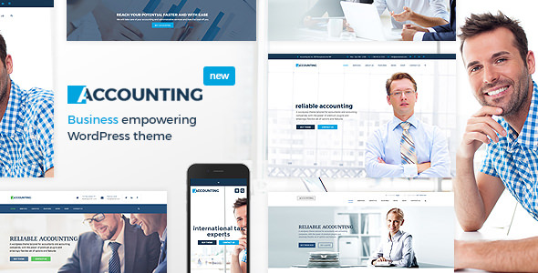 Accounting v3.5.8 — Business, Consulting and Finance