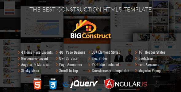 Big Construct — Construction Building Company