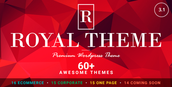 Royal v3.3 — Multi-Purpose WordPress Theme