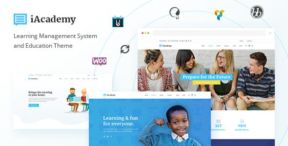 iAcademy v1.1.0 — A Comprehensive Learning Management System