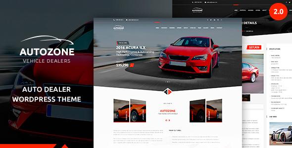 Autozone v2.1.6 — Automotive Car Dealer