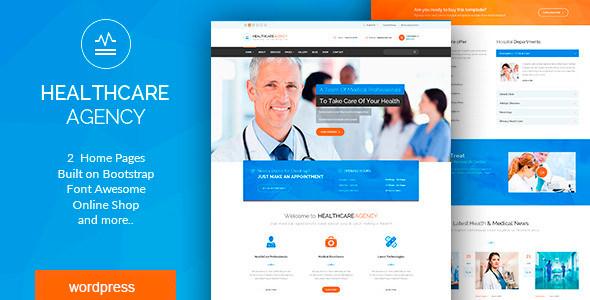 Healtcare v1.5.2 — medical, health clinic