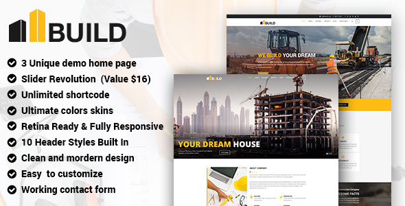 Construction — Construction Building Company