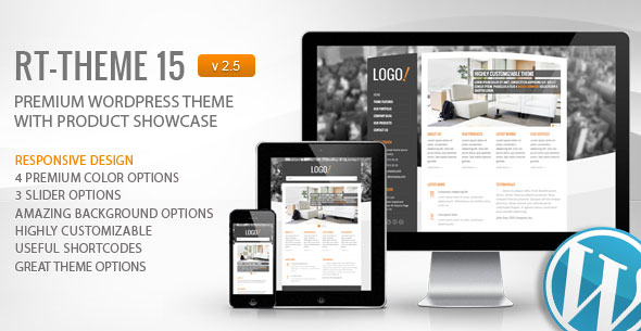 RT-Theme 15 v2.5.6.2 — Premium WordPress Theme