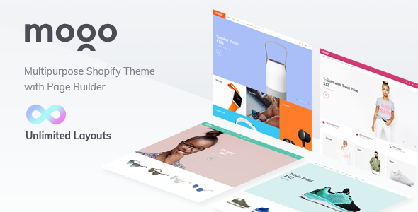 MOGO v1.0 — Fashion, Electronics, Clothing and Apparel Shopify theme