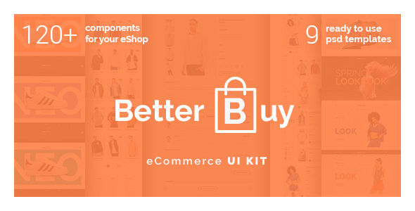 Better Buy — PSD Template