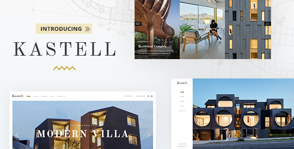 Kastell v1.0 — A Theme for Single Properties and Apartments