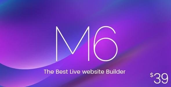 Massive Dynamic v6.0 — Business WordPress Theme