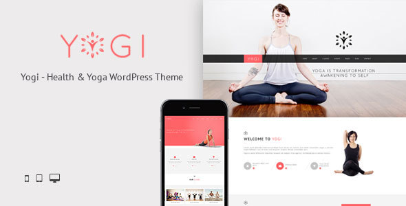 Yogi v3.7.6 — Health Beauty & Yoga WordPress Theme