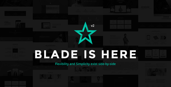 Blade v2.6.4 — Responsive Multi-Functional Theme