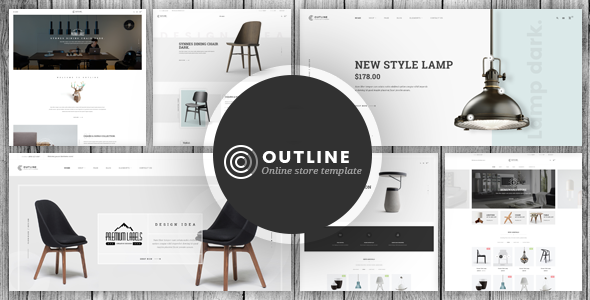 Outline v1.0 — Responsive Furniture Magento Theme