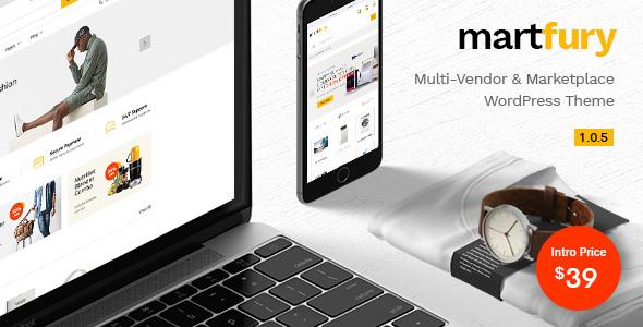 Martfury v1.0.5 — WooCommerce Marketplace WordPress Theme