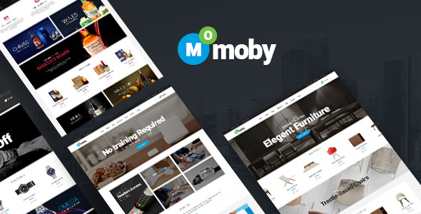 Pav Moby — Advanced Multipurpose Opencart Theme