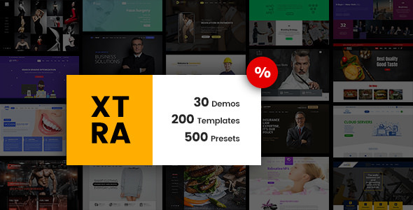 XTRA v1.5.0 — Creative Website Builder + StyleKit