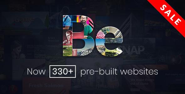 BeTheme v5.0 — HTML Responsive Multi-Purpose Template