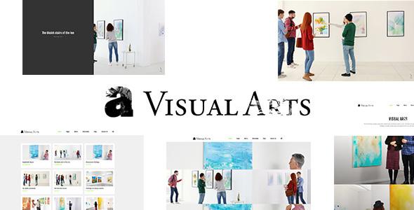 Visual Arts v1.2 — Art Exhibition, Art School Theme