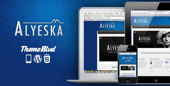 Alyeska v3.1.18 — Responsive WordPress Theme