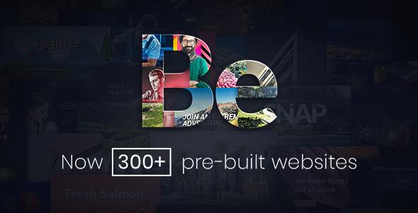 BeTheme v20.9.4 — Responsive Multi-Purpose WordPress Theme