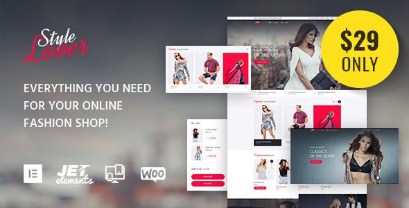 SolosShopy v1.1 — Fashion Shop Elementor WooCommerce Theme